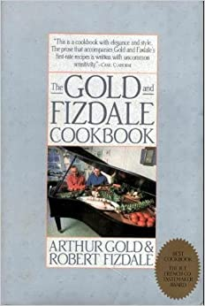 Book The Gold and Fizdale Cookbook by Gold, Arthur, Fizdale, Robert (1991)
