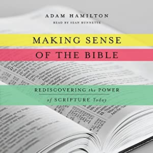 Making Sense of the Bible Hörbuch