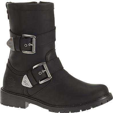 HARLEY DAVIDSON Chaussures Hommes , Bottes WILDER , black, TailleEUR 44