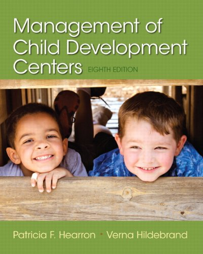 Management of Child Development Centers (8th Edition)
