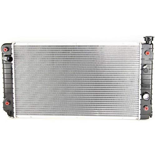 Radiator For 88-93 Chevrolet S10 88-94 S10 Blazer 4.3L W/Eng Oil Cooler
