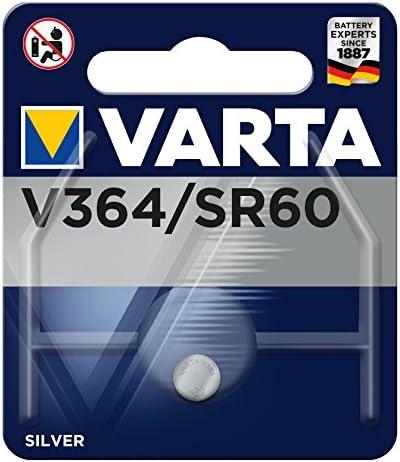 10x Varta V 377 Uhrenzelle 1,55 V