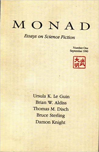 Monad: Essays On Science Fiction (Number One): Damon Knight: 9781561464302:  Amazon.com: Books