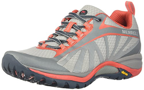 Merrell Womens Siren Edge Trail Runner, Vapor, 8 B(M) US by Merrell