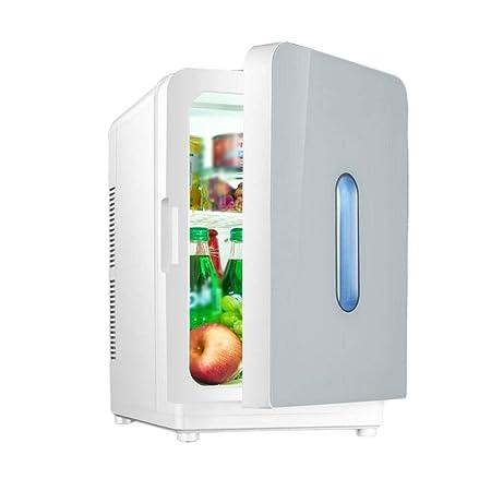 LLAMN Refrigerador termoeléctrico portátil y refrigerador Mini ...