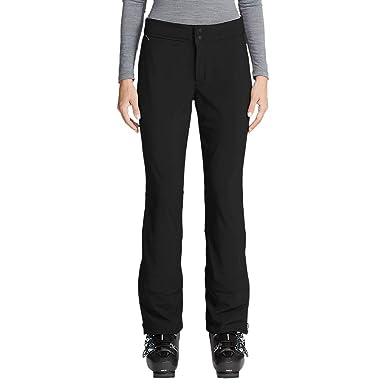 Amazon.com  Eddie Bauer Women s Alpenglow Stretch Ski Pants  Clothing fffe4bf7ab