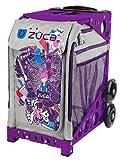 ZUCA Nation sport bag - choose your frame color! (purple frame)