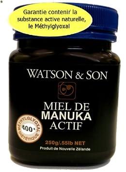 miel de manuka mgo 400