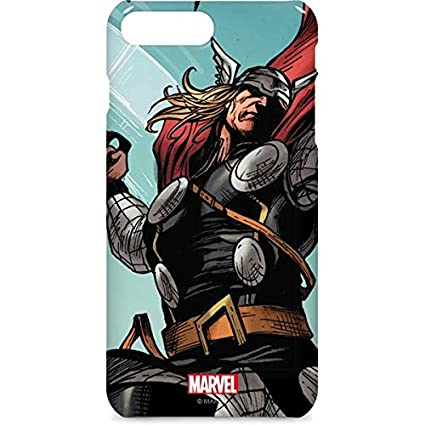 detailed look 5314e 3bf62 Amazon.com: Marvel Thor iPhone 7 Plus Lite Case - Thor Punch Lite ...