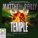 Temple Audiobook by Matthew Reilly Narrated by Sean Mangan