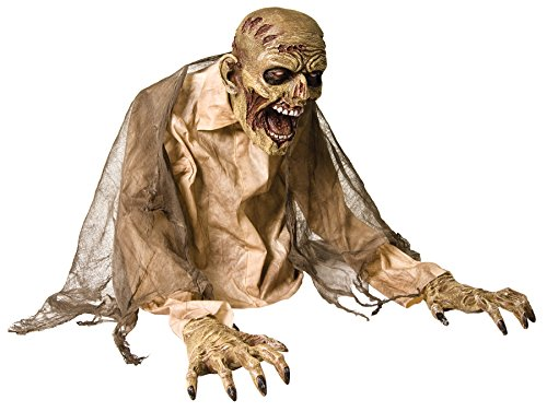 UHC Scary Gaseous Zombie Fogger Horror Party Decoration Animated Halloween Prop -