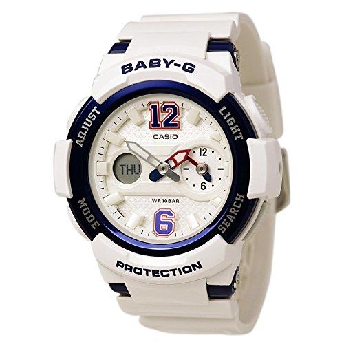 G Shock Unisex BGA 210 7B2CR White Size