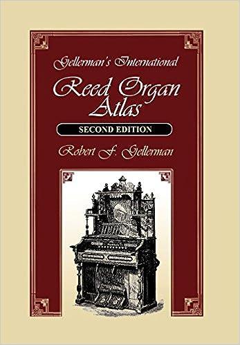 Gellerman's International Reed Organ Atlas