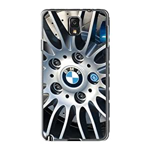 Galaxy Cover Case - Bmw Concept 1 Series Wheel Section Protective Case Compatibel With Galaxy Note3