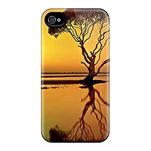 New Fashionable Mycase88 Rsg26141PZla Covers Cases Specially Made For Iphone 6(golden Glow)