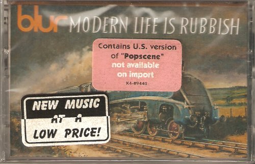 Modern Life Is Rubbish by EMI Distribution