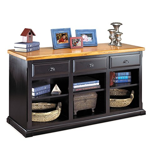 Collection Tv Credenza (kathy ireland Home by Martin Southampton 3-Drawer Storage Console - Fully Assembled)