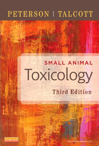 Small Animal Toxicology, 3e