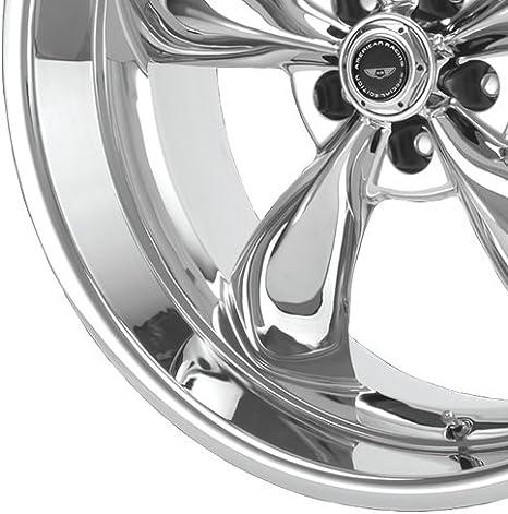 American Racing Torq Thrust M Wheel with Chrome Finish 18x8//5x4.5