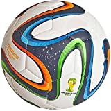 A11 Sports Four Color Brazuca Football - Size: 5