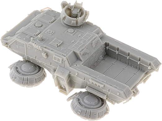 1 144 Scale Resin Union Hover Truck Modello DIY Soldier Scene Accessori