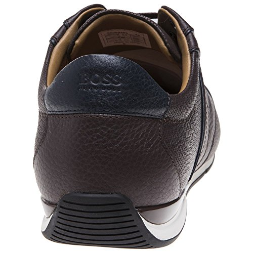 Green Homme Mode BOSS Lowp Marron Saturn Baskets Neo dWnqUHUP
