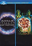 Invasion Of The Body Snatcher / The Return Of The Living Dead (Double Feature)