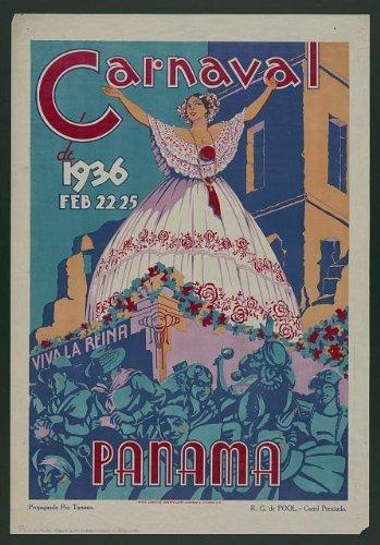 Infinite Photographs Photo: Carnaval de 1936, Feb. 22-25 ...