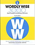 img - for Wordly Wise 3000 Grade 4 Fourth Edition book / textbook / text book