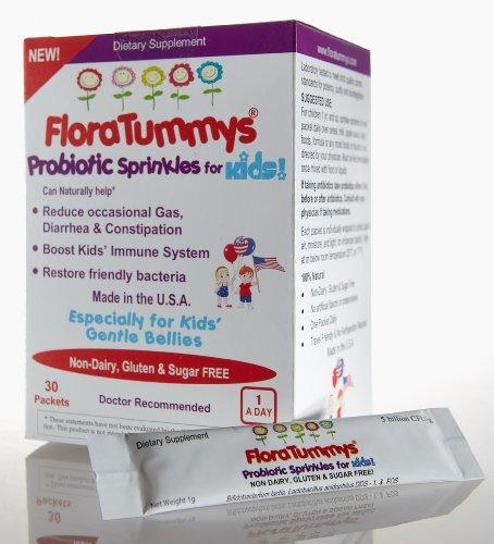 FloraTummys probiotiques pour les