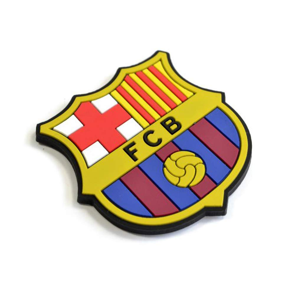 FCB FC Barcelona - Imán para la nevera con el escudo oficial de FC ...