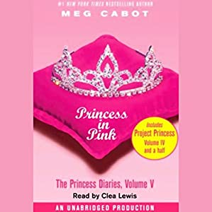 Princess in Pink Audiobook