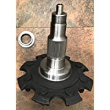 AM General Spindle w/Spacer for CTIS Knuckle ; Humvee ; 2530-01-417-2725 5715295 5594530