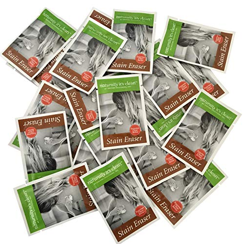 60 pack Naturally It's Clean Stain Eraser, ()