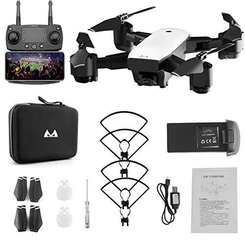 Huihuiya Höhen-Hold-WiFi-Drohne mit 120 Grad Weitwinkel Weitwinkel Weitwinkel 5 Megapixel HD Camera-Schwarzweiß 5554ba