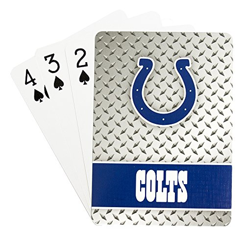 - NFL Indianapolis Colts Playing Cards