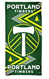WinCraft MLS Officially Licensed Portland Timbers 30''x60'' Polyester/Cotton Beach Towel
