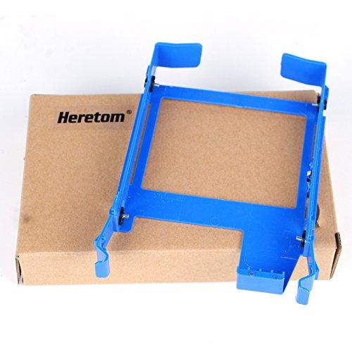 3.5 Inch HDD Hard Drive Caddy Bracket Fit for Optiplex 390 790 990 3010 3020 7010 7020 9010 9020 MT LFF Precision workstations Blue DN8MY px60023 Heretom Brand Dell Internal Hard Drive