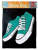 Shoe Bag with Drawstring - Set of 12