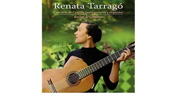 Recital de Guitarra, en Re Mayor: Andante largo de Renata Tarragó ...
