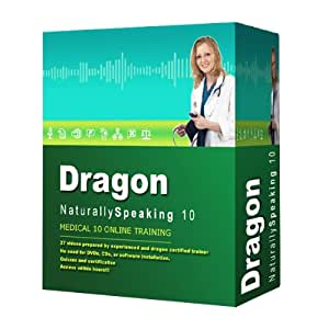 dragon naturally speaking medical dictionary