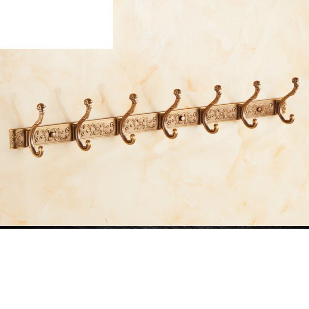 well-wreapped European-style bathroom closet hook/Towel hook/ wall mounted coat hook/coat and hat hook /row hook-J