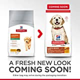 Hill's Science Diet Puppy Large Breed Chicken Meal and Oats Dry Dog Food, 33 lb bag