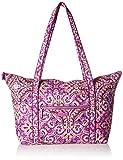 Vera Bradley Iconic Miller Travel Bag, Signature Cotton, Dream Tapestry