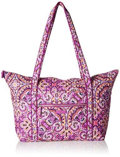 (Vera Bradley Iconic Miller Travel Bag, Signature Cotton, Dream Tapestry)
