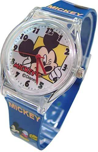 Disney Wrist Watch For Kids Mickey Mouse.Large Analog Display. Adjustable Band 9
