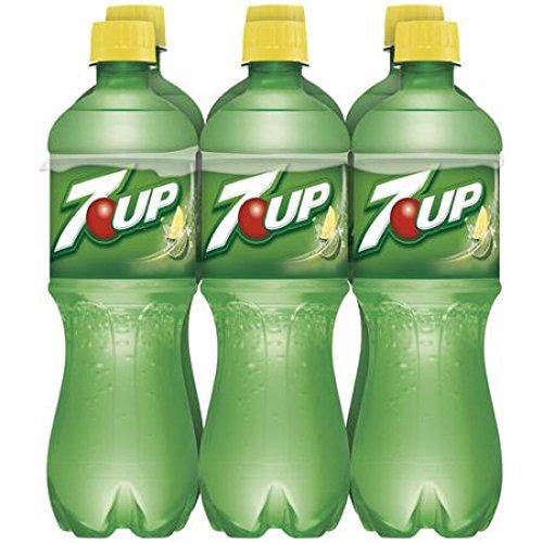 (7-Up Soda, 16.9 oz Bottle (Pack of 24))