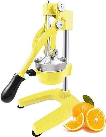 Details about Hand Press Juicer Heavy Quality Citrus Juicer Manual Orange Lime Pomegranate RG