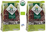 Organic Red Chilly Stick - Dried Chilli Whole (Chili) - ★ USDA Certified Organic - ★ European Union Certified Organic - ★ Pesticides Free - ★ Adulteration Free - ★ Sodium Free - Pack of 2 X 7 Ounces (14 Ounces) - 24 Mantra Organic