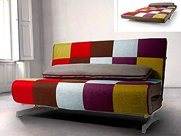 IMTHOME Sofá Cama de diseño Italiano de Gran Confort y fácil ...